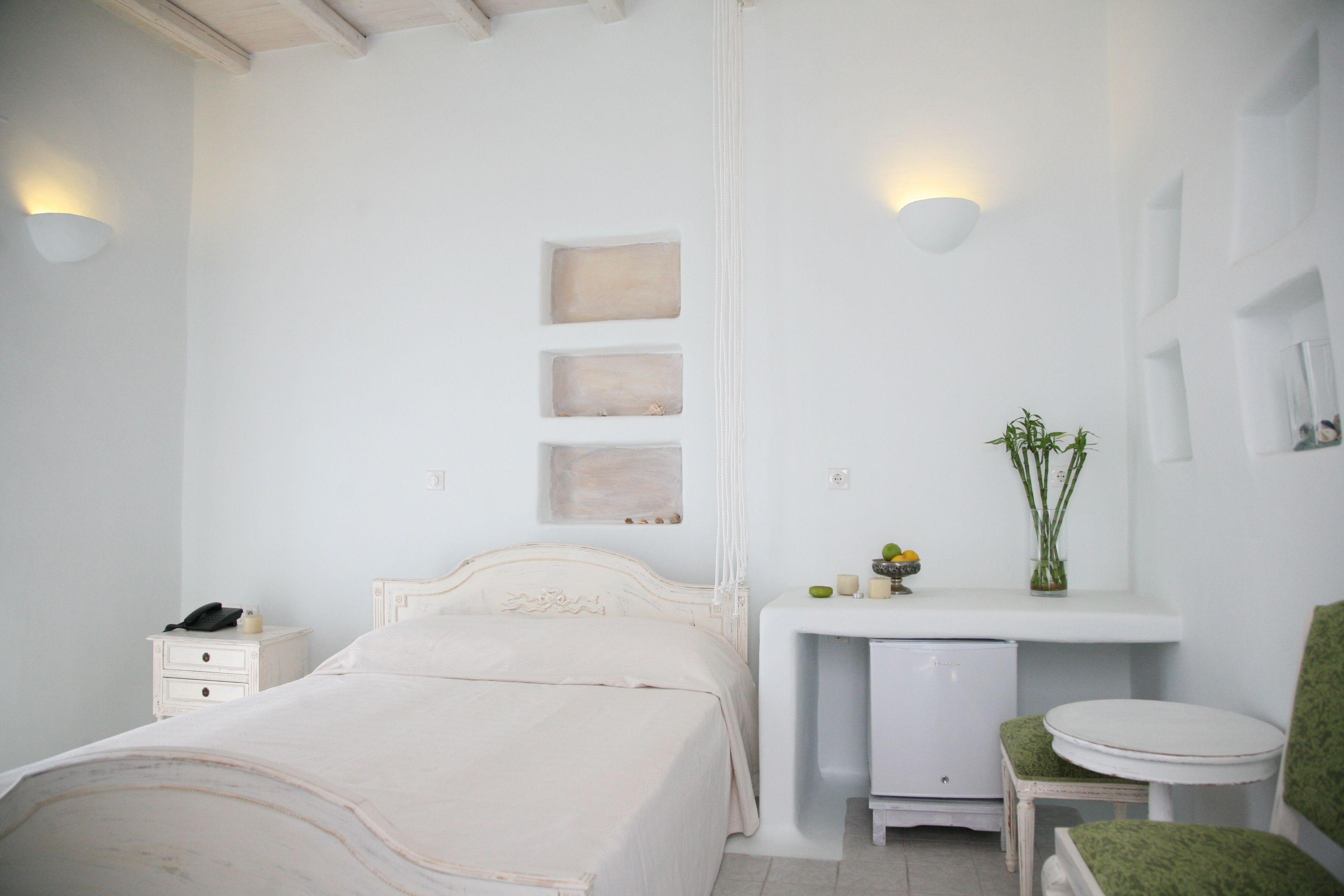 Deluxe δίκλινο δωμάτιο bed
